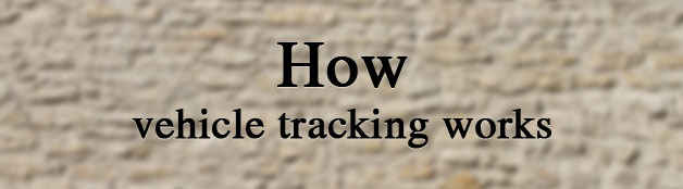 A primer on GPS, and GPS vehicle tracking system