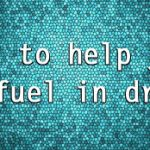 Tips to reduce fuel comsumption