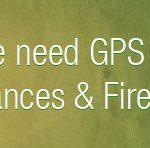 GPS tracking for Ambulances & Fire trucks