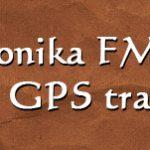 Teltonika FM 1202 Waterproof GPS Tracking Device