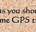 Six Reasons You Should Choose Real-time GPS tracking