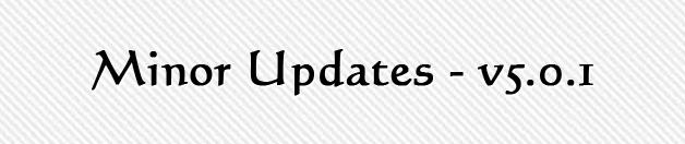AVLView minor updates - v5.0.1