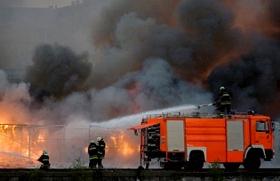 جي بي اس لسيارات الإطفاء