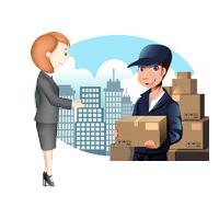 التوزيع السريع والموثوق
