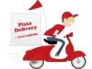 تتبع دراجات التوصيل