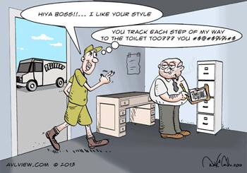 تليماتية لتغيير عادات السائقين