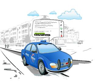 تتبع جي بي اس للسيارات والمركبات
