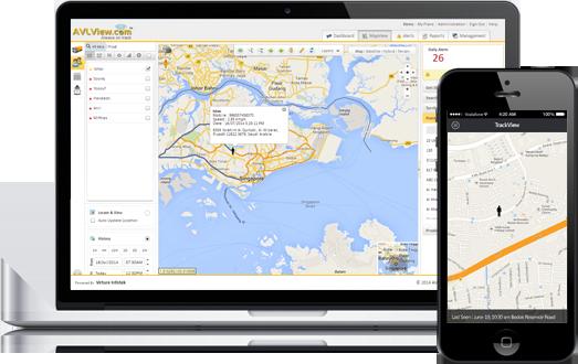 إدارة الرجال الكسالى من فريقك مع أداةGPS  جديدة لتتبع الوقت الحقيقي: TrackView التجريبي